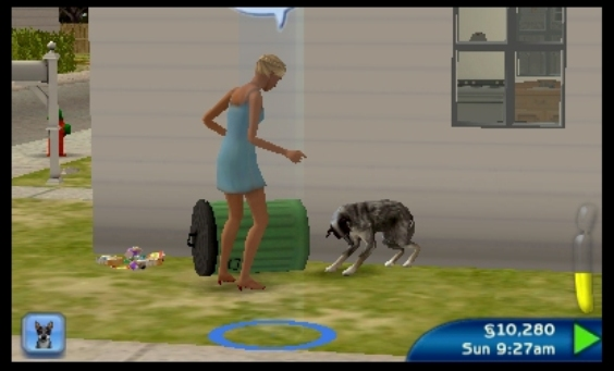 The sims 3 pets 3ds - 6a